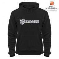 Толстовка с логотипом команды Alliance