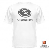 Футболка с логотипом команды Evil Geniuses