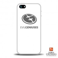 Чехол для IPhone с логотипом Evil Geniuses