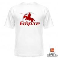 Футболка с логотипом команды Empire