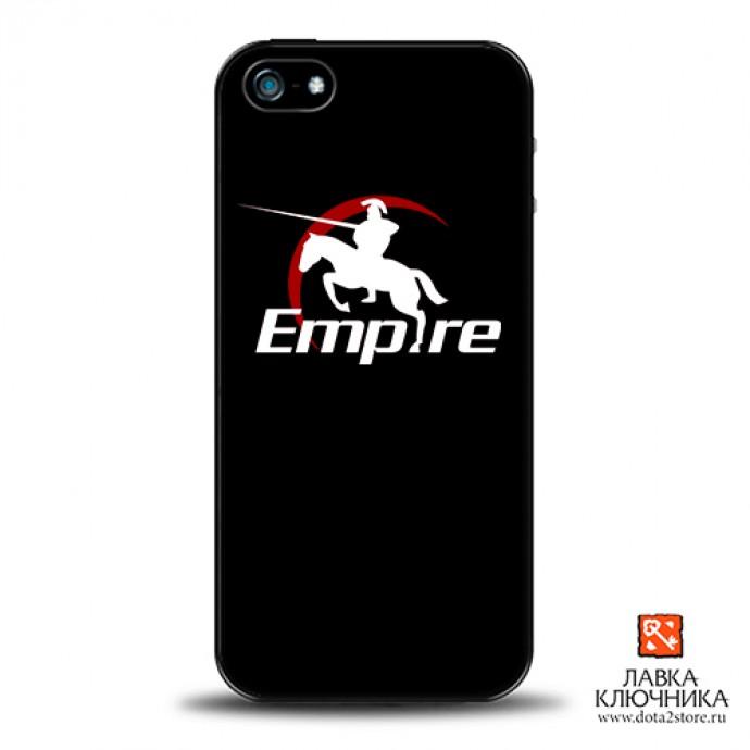 Чехол для IPhone с логотипом Empire