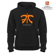 Толстовка с логотипом команды Fnatic