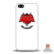 Чехол для IPhone с логотипом HellRaisers