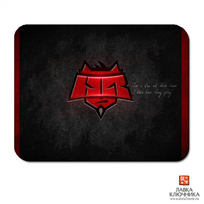 Коврик с логотипом HellRaisers