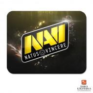 Коврик с логотипом NaVi