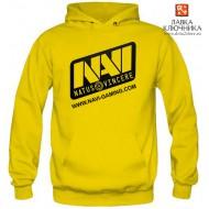 Толстовка с логотипом команды NaVi