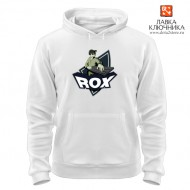 Толстовка с логотипом команды RoX.KIS