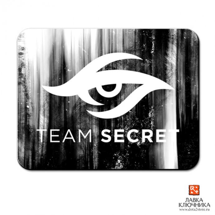 Коврик с логотипом Team Secret