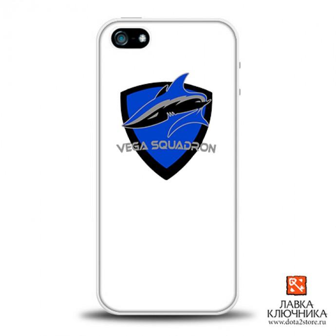 Чехол для IPhone с логотипом Vega