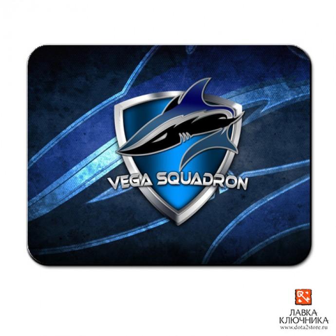 Коврик с логотипом Vega