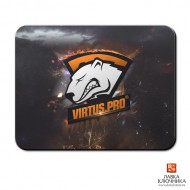Коврик с логотипом Virtus.pro