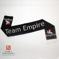 Шарф с логотипом Team Empire