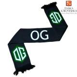 Шарф с логотипом OG