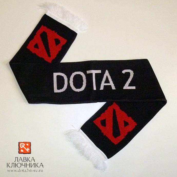 Шарф с логотипом DOTA 2