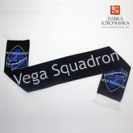 Шарф с логотипом Vega Squadron